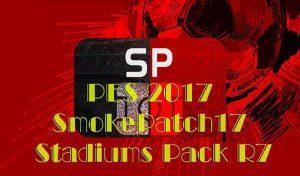 استادیوم پک SmokePatch17 R7 برای PES 2017 توسط Smokepatch