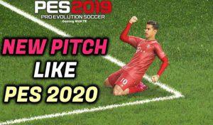 چمن جدید Like PES 2020 برای PES 2019 توسط TR