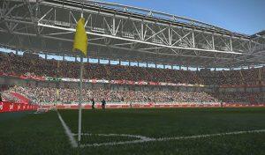 استادیوم Otkritie Arena برای PES 2020 توسط Sila