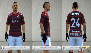 فیس Rafinha برای FIFA 14 توسط Alexian