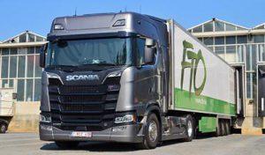 دانلود صدا 10 1.37 کامیون اسکانیا REAL V8 برای Euro Truck 2