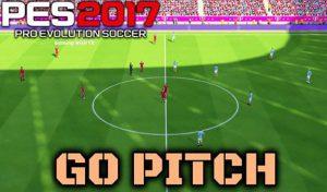 دانلود ماد چمن GO Pitch 2020 برای PES 2017
