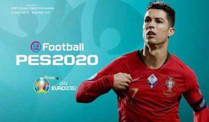 دانلود منو گرافیک یورو 2020 برای PES 2017