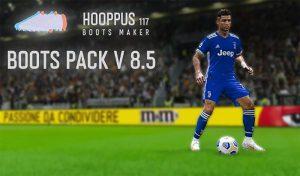 پک کفش v8.5 AIO برای PES 2020 توسط Hoppus117