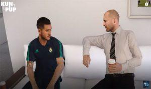ماد گرافیک مسترلیگ رئال مادرید برای PES 2020 – با مربی زیدان