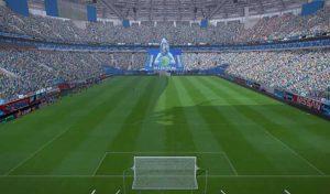 دانلود استادیوم Gazprom Arena برای PES 2017