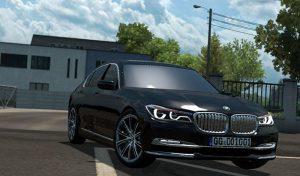 ماشین BMW 750 LD V1R40 1.38 برای یورو تراک 2