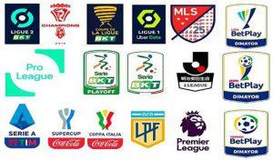 پک آپدیت لوگو رقابت ها 2021 برای PES 2020