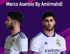 دانلود فیس marco asensio برای PES 2017 توسط AMIRMAHDI