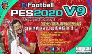 آپشن فایل Emerson Pereira V9 برای PES 2020 PS4 – بهترین آپشن فایل PS4