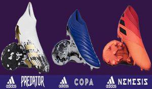 دانلود پک کفش Adidas Inflight برای PES 2020
