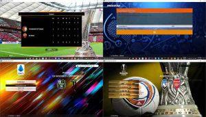 دانلود ماد UEL Mod لیگ اروپا برای PES 2017