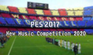دانلود موزیک جدید رقابت های 2020 برای PES 2017