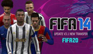 مینی آپدیت Next Season 2021 3.1 برای FIFA 14 – فصل 2021