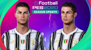 دانلود مدل موی جدید Cristiano Ronaldo برای PES 2020