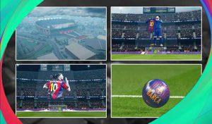 دانلود مود گرافیکی Next-Gen Camp Nou برای PES 2017