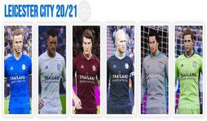 دانلود کیت پک 2021 تیم لسترسیتی برای PES 2020