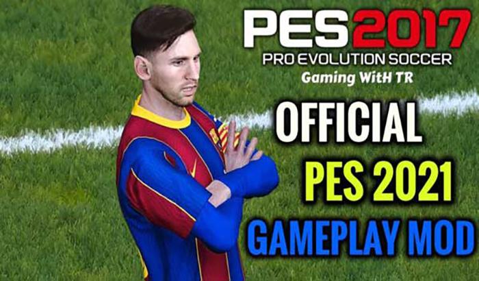 دانلود گیم پلی PES 2021