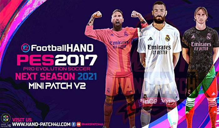 دانلود مینی پچ HANO v1 Season 2021