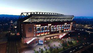 دانلود استادیوم Anfield Road Update برای PES 2020 – آپدیت جدید