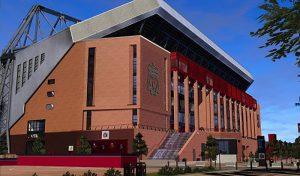 دانلود استادیوم Update Anfield Road برای PES 2019