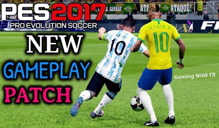 دانلود گیم پلی پچ PES 2021