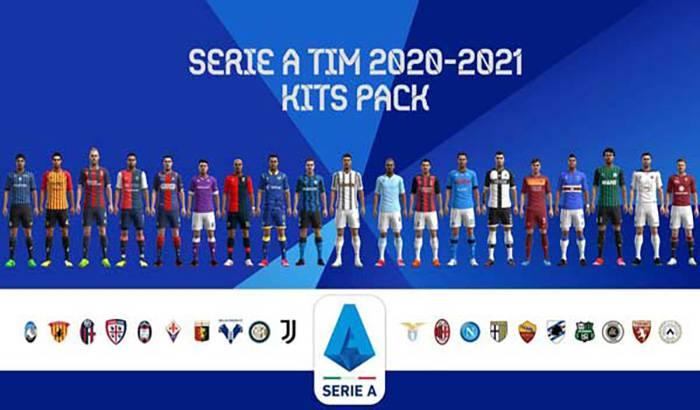 دانلود کیت پک Serie A 2020-2021