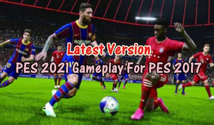 دانلود گیم پلی Latest Version Mod Gameplay PES 2021