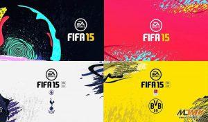 دانلود منو گرافیکی FIFA 20 برای FIFA 15 توسط DeBuDDi