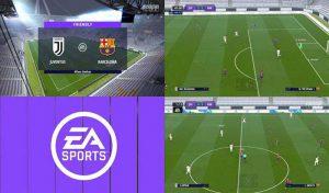 اسکوربرد Like FIFA 21 برای PES 2017 توسط RGF28 Mods