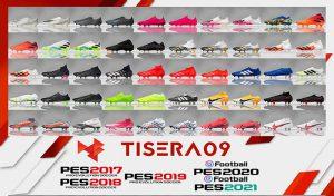 دانلود کفش Bootpack Season v1 برای PES 2019