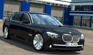 ماشین BMW 760Li V12 1.5 برای یورو تراک 2
