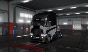 کامیون FREIGHTLINER ARGOSY TF4 V1.4 برای یورو تراک 2