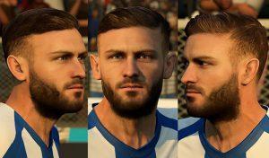 فیس Lucas Tousart برای FIFA 20 توسط MRRahimi
