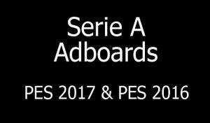 ادبورد سری آ ایتالیا PES 2021 برای PES 2017 و PES 2016