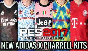 کیت پک Adidas Human Race v2 برای PES 2017