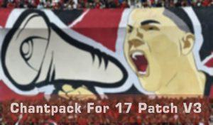 پک Chantpack V3 برای PES 2017 – تشویق تماشاگران