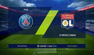 اسکوربرد Ligue 1 Uber Eats برای PES 2017 توسط RGF28_Mods