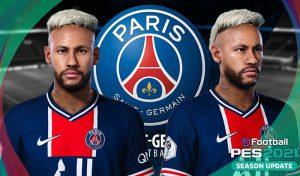 فیس و تتو Neymar Jr برای PES 2021 توسط Sho9_6