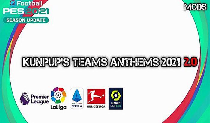 پک Kunpup Team Anthems 2.7 AIO