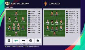 مینی فیس La Ligaبرای PES 2021 توسط stanek1983