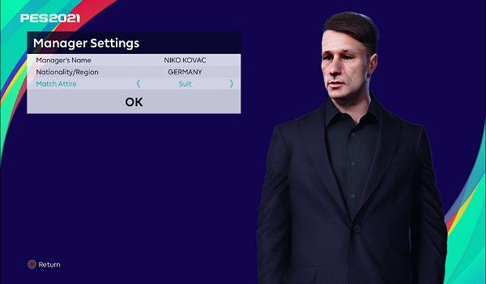 فیس مربی Niko Kovač