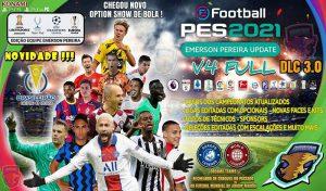 آپشن فایل Emerson Pereira V5 برای PES 2021 PS4  – بهترین آپشن فایل PS4