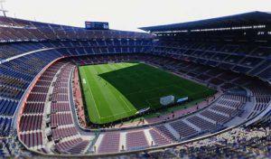استادیوم Realistic Camp Nou برای PES 2021
