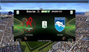 اسکوربرد Serie B BKT Enhanced برای PES 2021