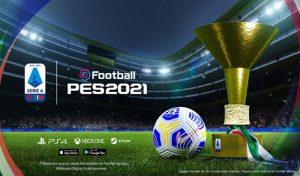 فیس پک Serie A برای PES 2021 توسط Godoffootball