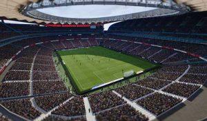استادیوم Wanda Metropolitano برای PES 2021