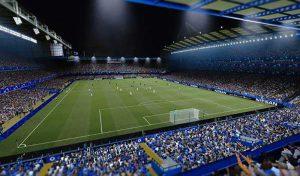 استادیوم Stamford Bridge برای PES 2021 توسط captain8lunt