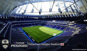 استادیوم Tottenham Hotspur برای PES 2021 توسط lohan258