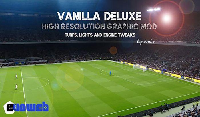 ماد چمن Vanilla Deluxe